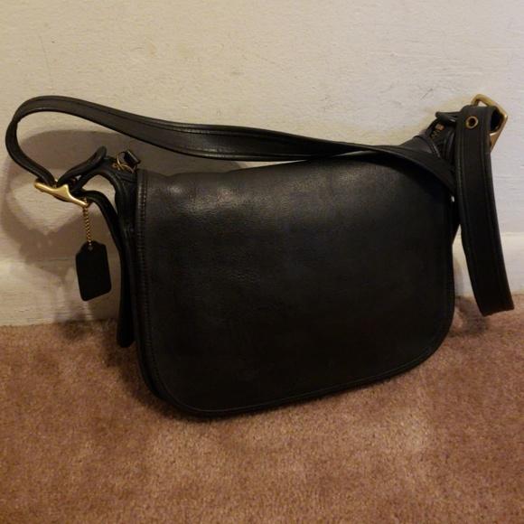 1a2107db69 Coach Handbags - Vintage Coach Patricia s Legacy Shoulder Handbag